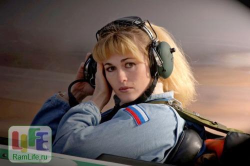 фото девушек летчиц