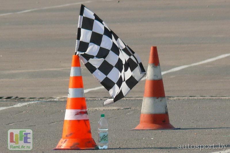 Конкурс на скоростное маневрирование