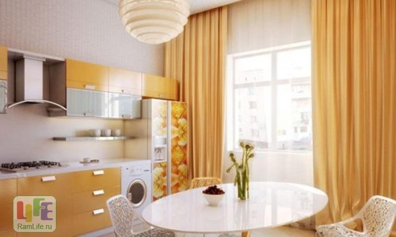 Шторы в интерьере кухни - hd interior.